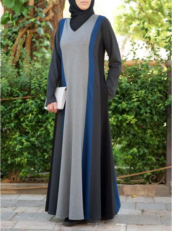 4-Color Active Maxi Dress