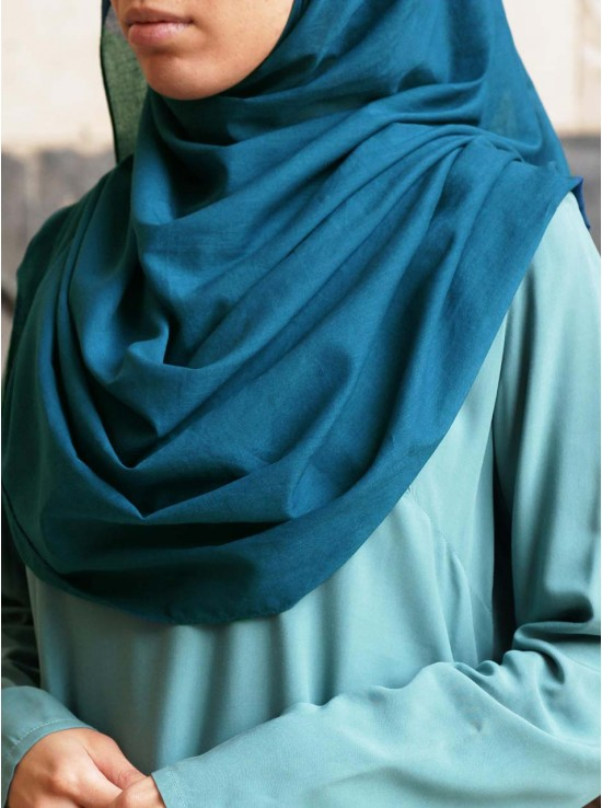 Maxi Cotton Voile Hijab