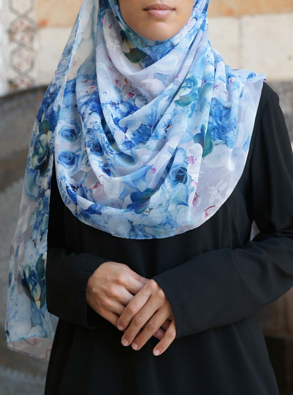 Blue Dreams Hijab
