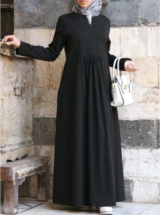 Mercerised Cotton Abaya