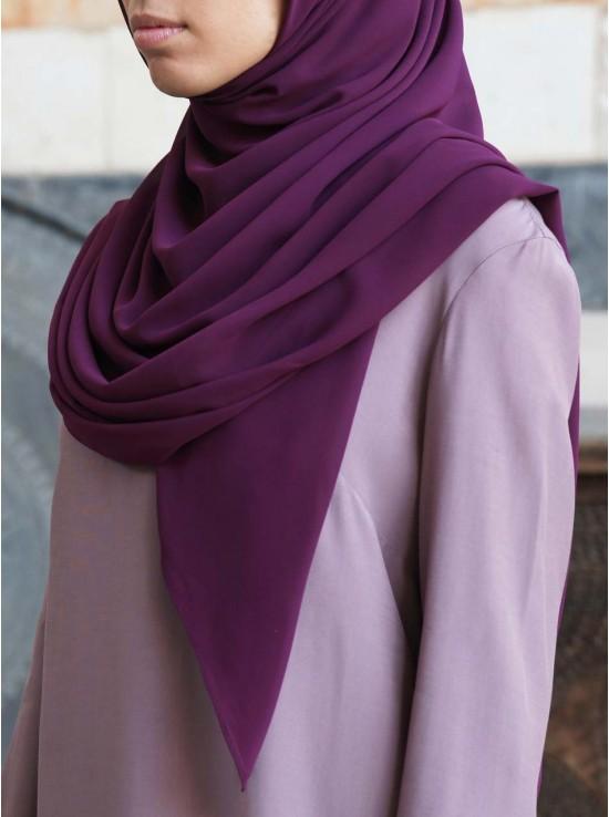 Maxi Georgette Hijab