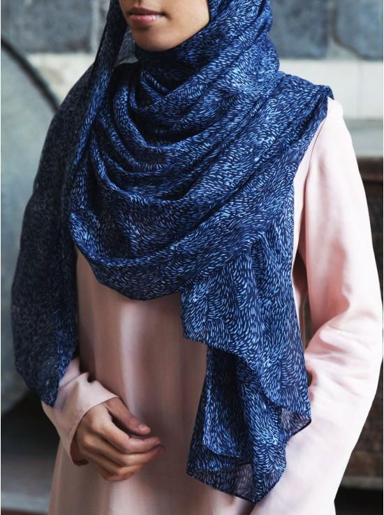 Celestial Soft Chiffon Hijab