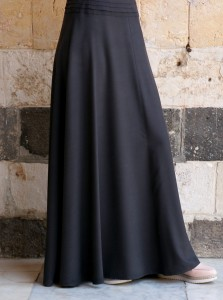 Contemplation Maxi Skirt