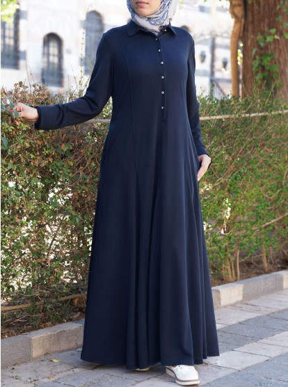 2388275a5c3d7 Maternity and Nursing Friendly Abayas and Tops by SHUKR