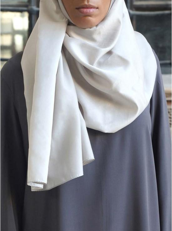 Luxury Cotton and Silk Hijab