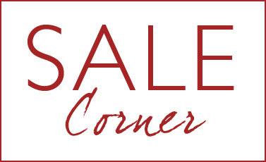 Sale corner