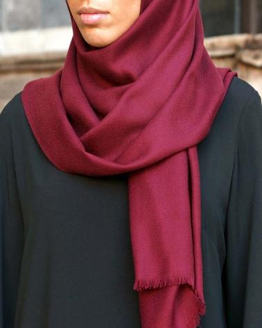 <wool hijabs