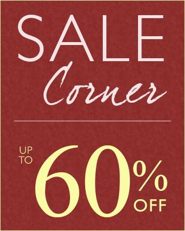 Women's Sale Corner