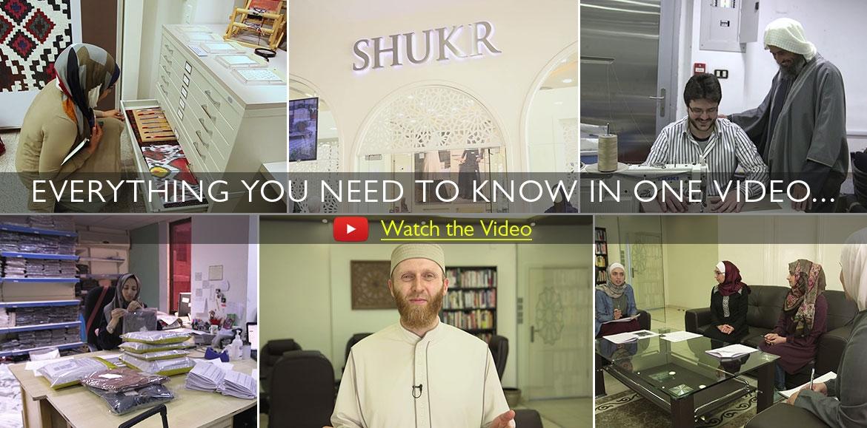 Exclusive SHUKR video