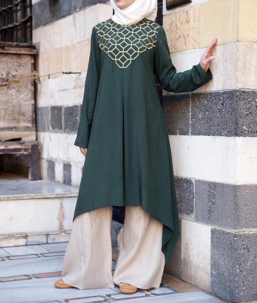 Islamic Maternity Tunic